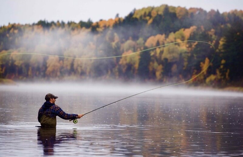 Fly Fishing Canada