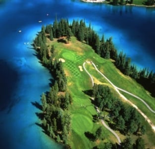 Best Golf Destinations in Canada